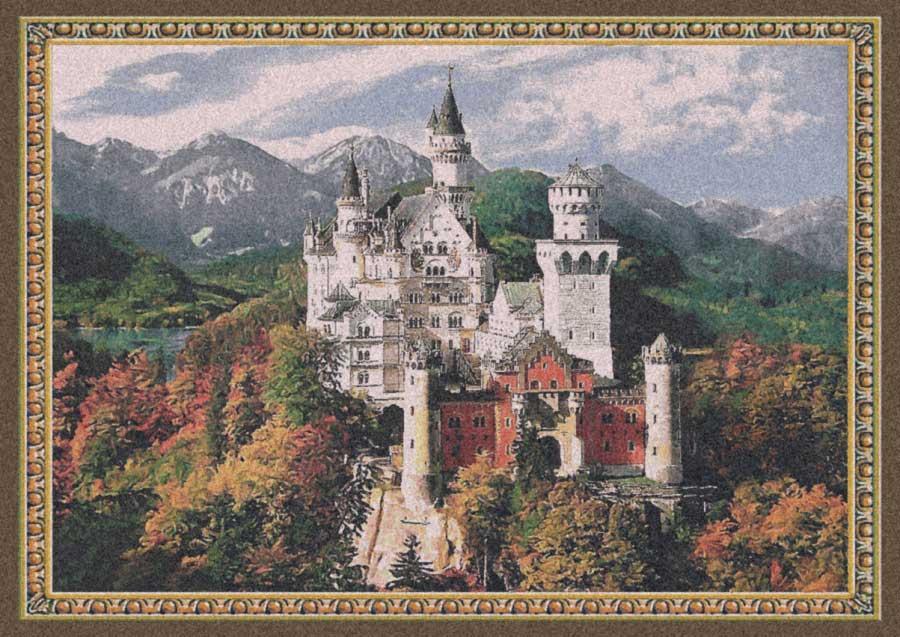 гобелен Замок Нойшванштайн