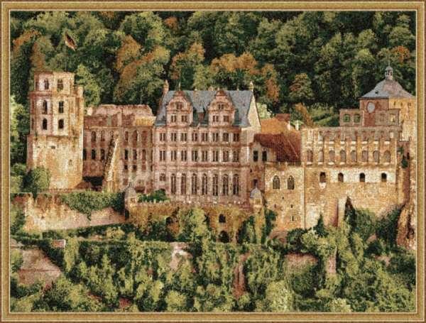 гобелен замок хейдельберг