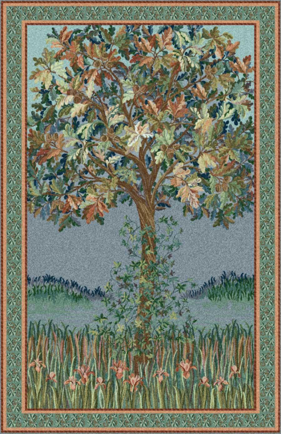 гобелен дерево жизни