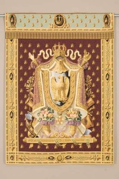 гобелен герб наполеона