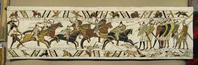 гобелен сражение Bayeux