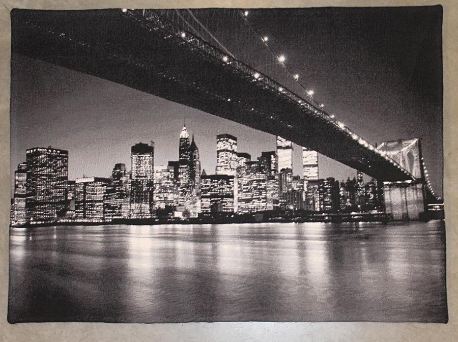 гобелен бруклинский мост