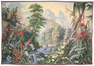 Гобелен сад наслаждений французский Pansu