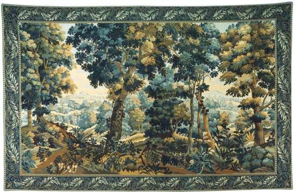 Гобелен «Зелень Рамбулета» (125х200) Pansu