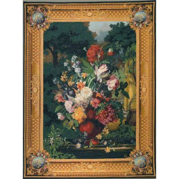 Гобелен Большой Фламандский букет Art de Lys Франция