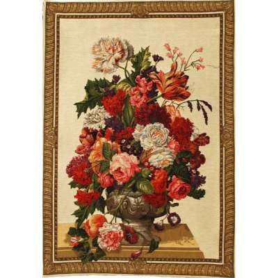 Гобелен цветочный букет