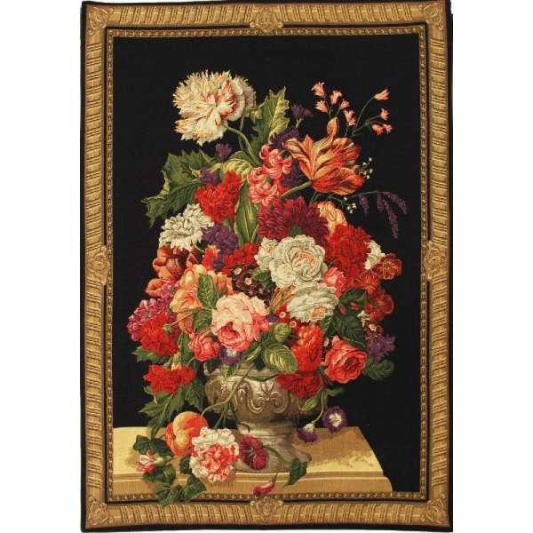 Гобелен цветочный букет metrax