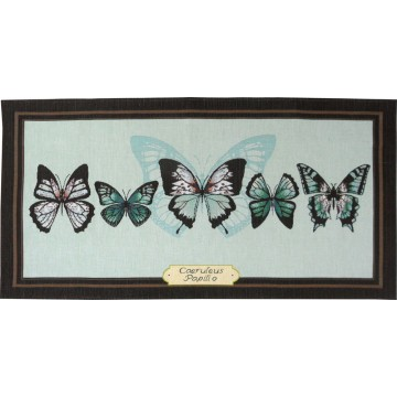 Гобелен 5 бабочек art de lys