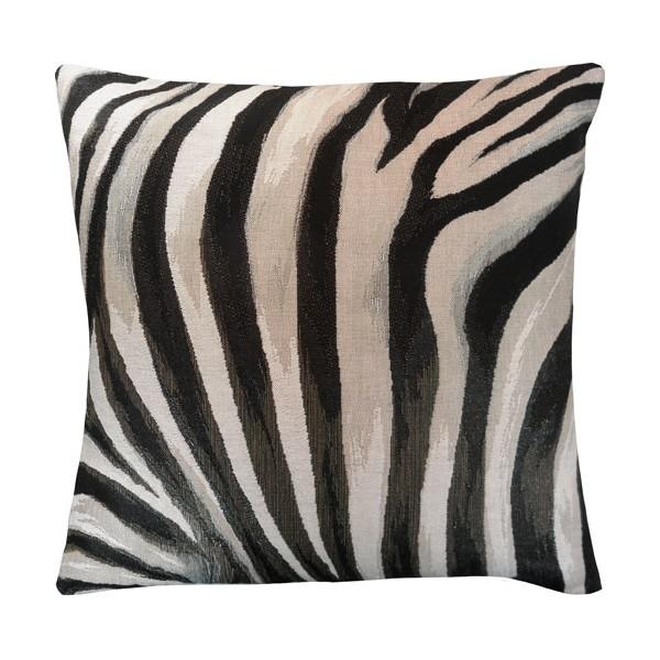 Подушка Кожа зебры французская art de lys