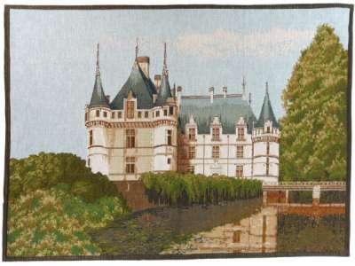 Гобелен Замок французский