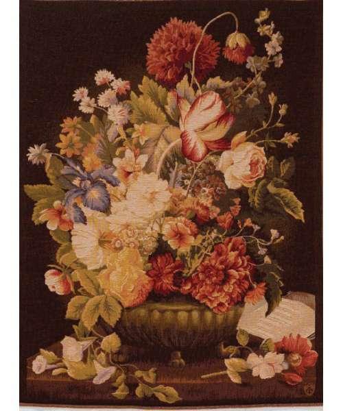 Гобелен букет тюльпанов французский