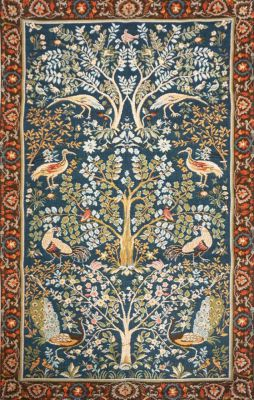 William Morris гобелен Древо