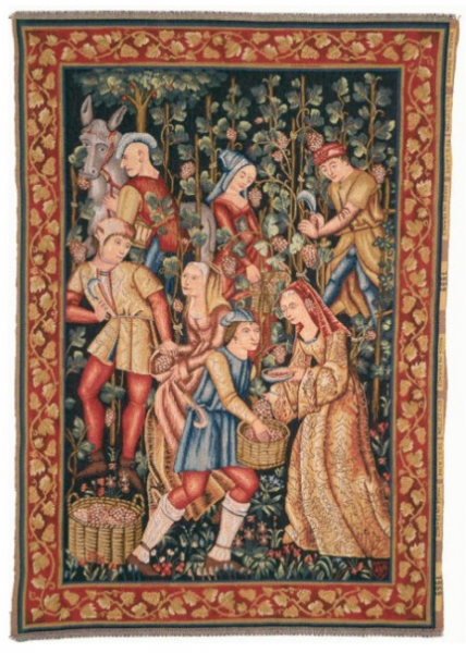сбор винограда 110-150